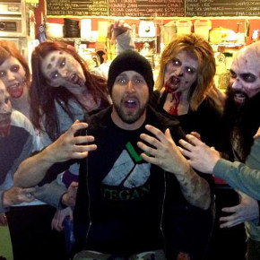 Jon of the Dead: Vegan Cooking Meets Horror Movie Thrills in The Vegan Zombie