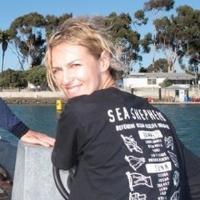 Sailing with Sea Shepherd: Shannon Mann gives us a glimpse into the life of an ocean activist