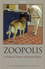 Zoopolis book cover