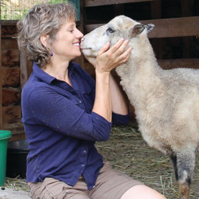 You're Safe, You're Home, You Matter: Kathy Stevens of Catskill Animal Sanctuary