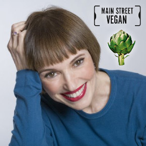 Dine Gently, Live Wisely, Make a Difference: Victoria Moran on Being a <em>Main StreetVegan</em>