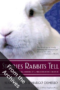 Margo DeMello on Stories Rabbits Tell