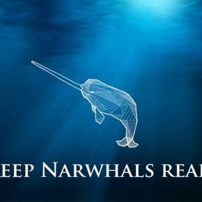 "Keep Narwhals Real! Ian Rowan on Preventing the Extinction of this ""Mythical"" Species"